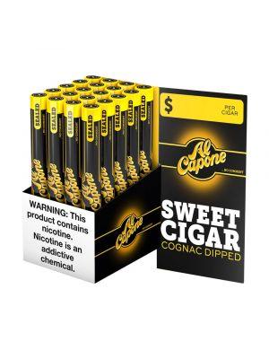 Al Capone Sweets Cigar Tubo