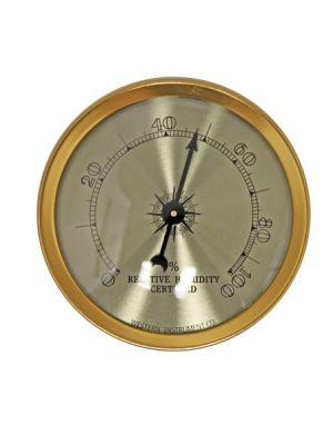 Cigar Oasis Western Analog Hygrometer