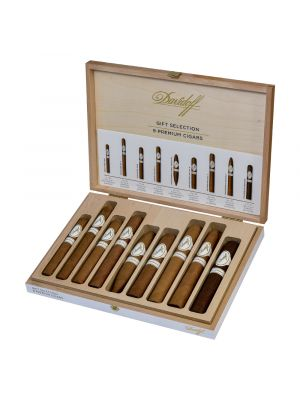 Davidoff 9 Cigar Assortment Cigar Sampler