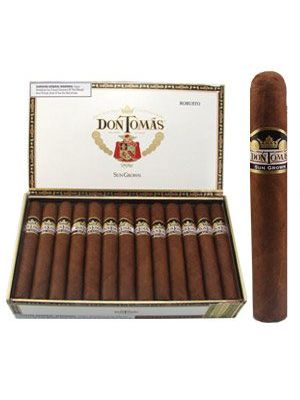 Don Tomas Sungrown Robusto