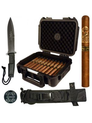 Gurkha Sniper Spec Ops Churchill Knife and Case Combo