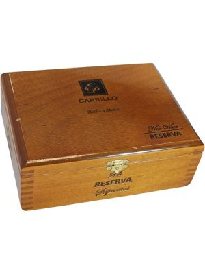 EP Carrillo New Wave Reserva Supremo-robusto