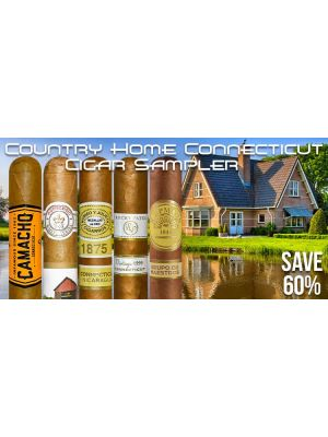Country Home Connecticut Cigar Sampler 5 cigars