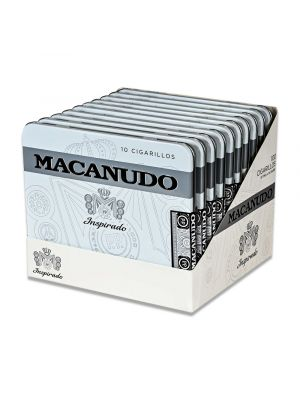 Macanudo Inspirado White Cigarillos Ascot