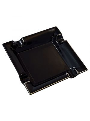 Craftsman's Bench Neptune Ashtray Black