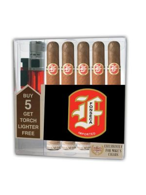 Fonseca Predilectos Collection With Lighter