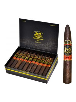 Partagas Black Label Piramide