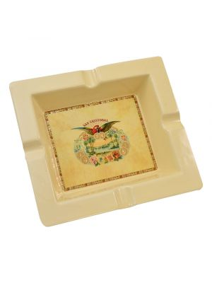 San Cristobal Square Ashtray