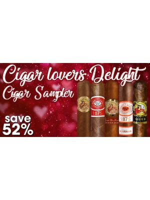 Cigar Lovers Delight Cigar Sampler