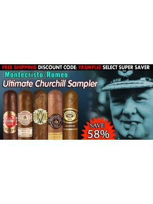 Ultimate Churchill Cigar Sampler