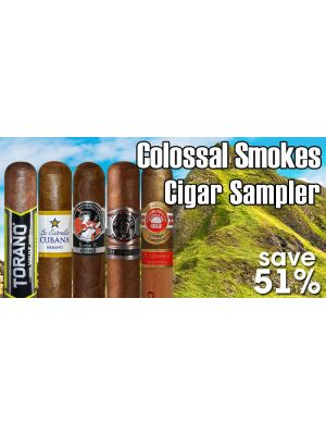 Colossal Smokes Cigar Sampler