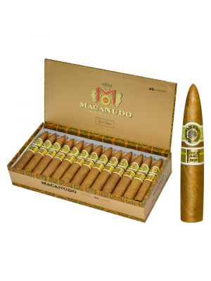 Macanudo Gold Label Gold Pyramid