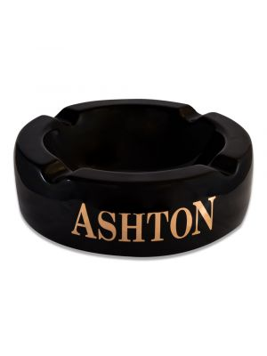 Ashton Large Black Ashtray