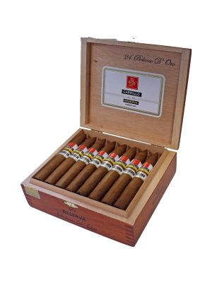 EP Carrillo New Wave Reserva Belicoso D'oro