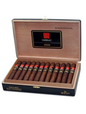 EP Carrillo Seleccion Oscuro Small Churchill