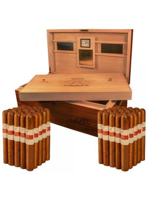 Gurkha 10th Anniversary 15 Year Cellar Reserve Humidor and Cigars