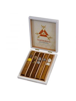 Ultimate Montecristo 5 Pack Box Selection