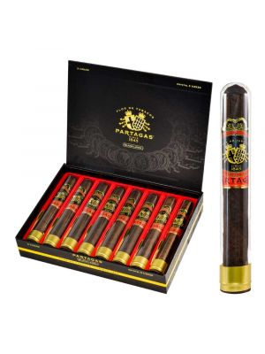 Partagas Black Label Crystal Tube