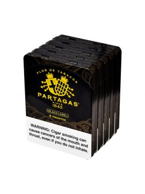 Partagas Black Label Prontos 6