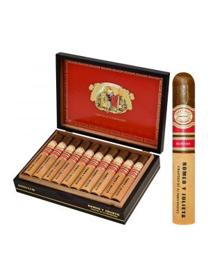 Romeo y Julieta Crafted by AJ Fernandez Gordo
