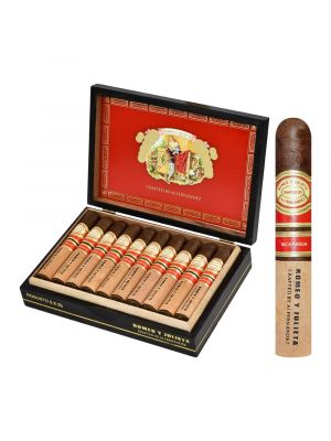 Romeo y Julieta Crafted by AJ Fernandez Robusto