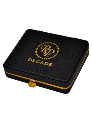 Rocky Patel Decade Travel Case with Cigars